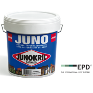 Junokril satinado EPD